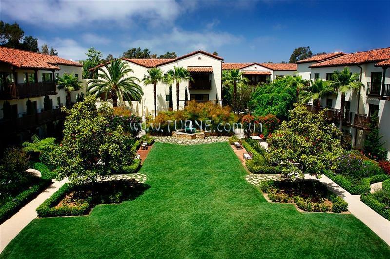 Фото Estancia La Jolla Hotel & Spa США