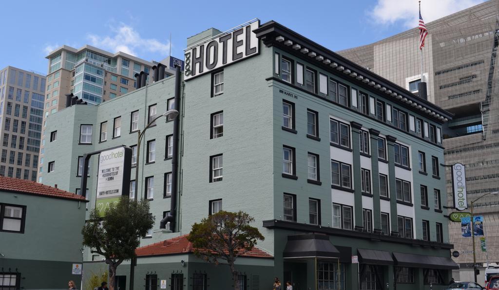 The Good Hotel ( Fornerly The Britton ) США Сан-Франциско