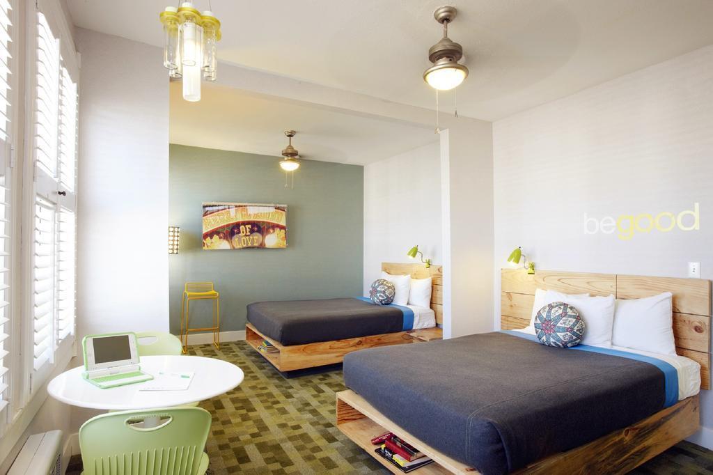 Отель The Good Hotel ( Fornerly The Britton ) Сан-Франциско