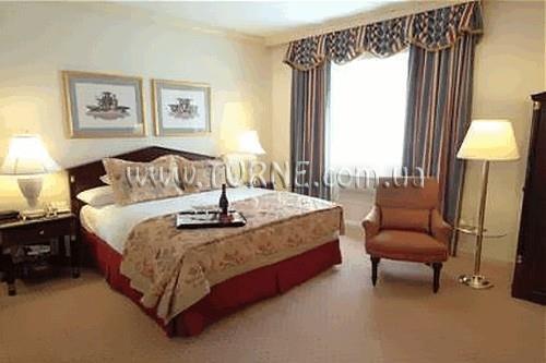 Отель Capital Hilton США Вашингтон