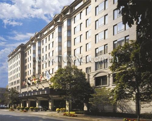 Отель Fairmont Washington, DC Вашингтон