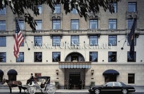 Отель Ritz-Carlton Вашингтон