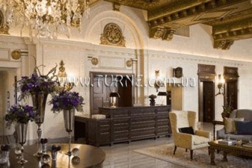 Отель St. Regis Washington Вашингтон