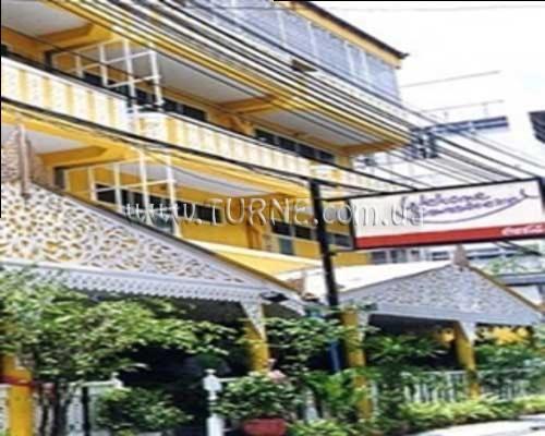 Отель Sawasdee Welcome Inn Таиланд (Тайланд) Бангкок