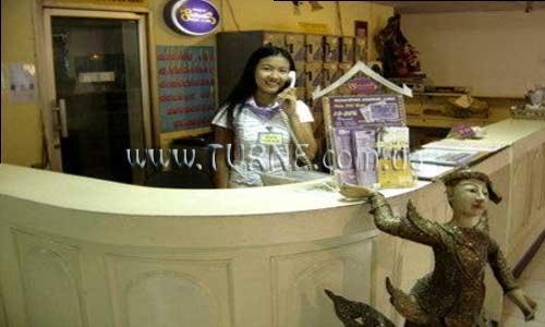 Отель Sawasdee Welcome Inn Бангкок