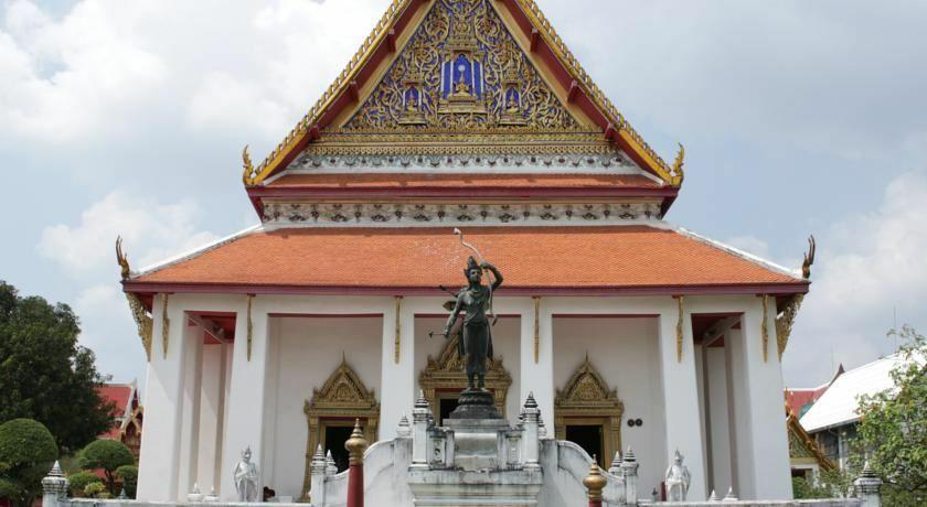 Отель Sawasdee Banglumpoo Inn Таиланд (Тайланд) Бангкок