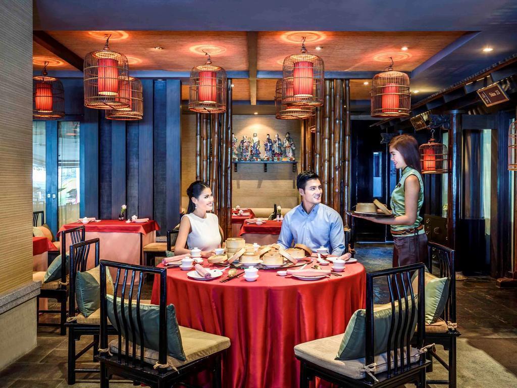 Китайский ресторан в картинках