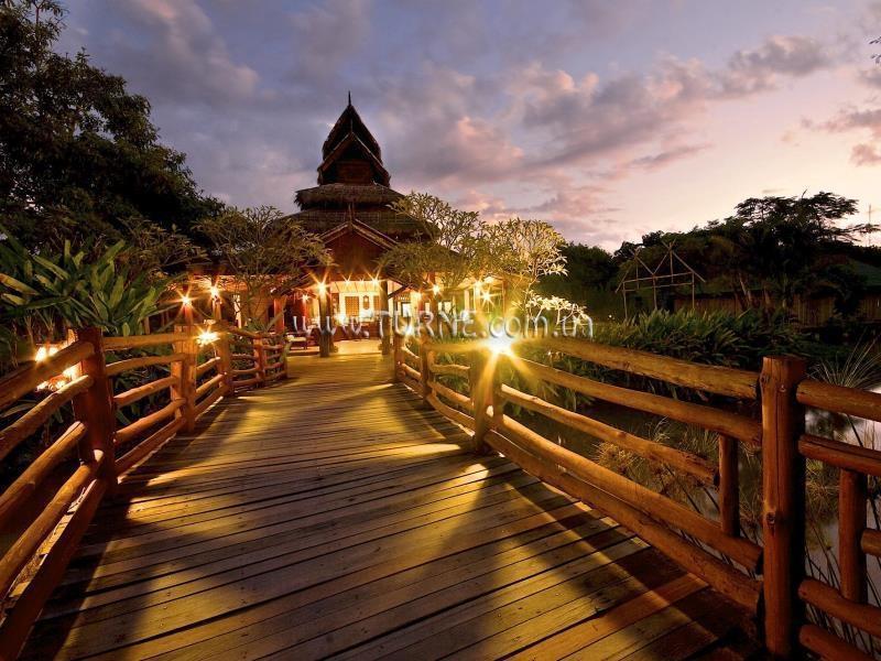 Отель Pai Hotspring Spa Resort Таиланд (Тайланд) Чианг Май