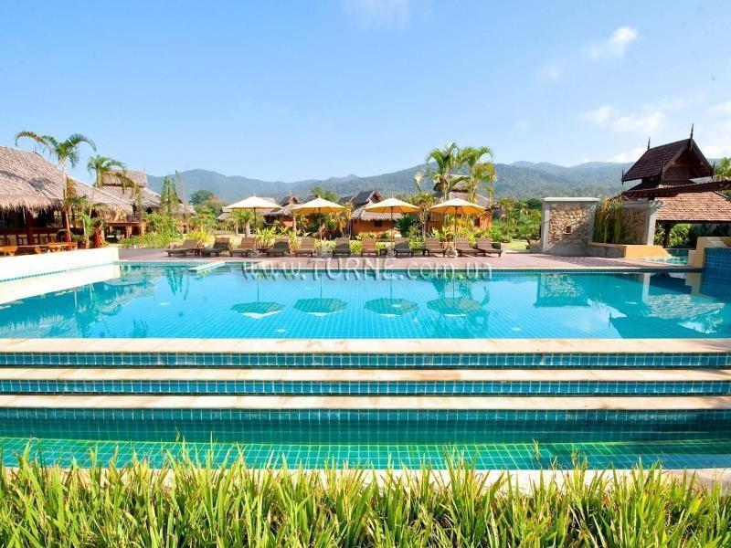 Отель Pai Hotspring Spa Resort Чианг Май