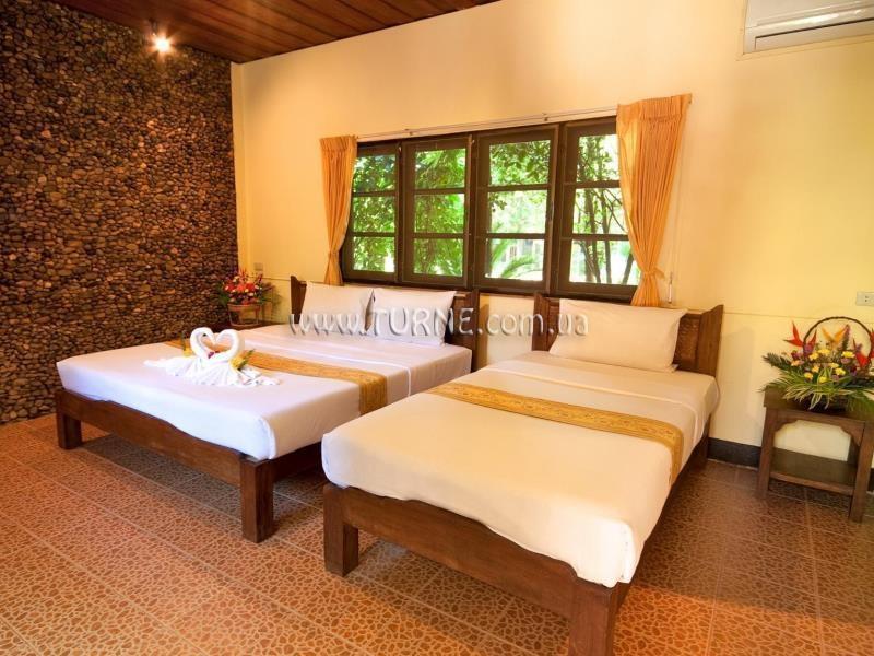 Pai Hotspring Spa Resort Таиланд (Тайланд) Чианг Май
