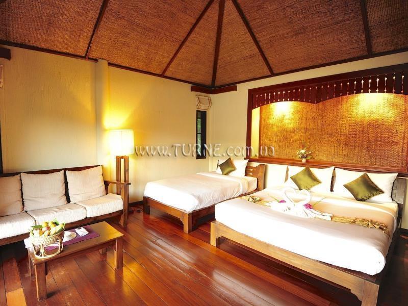 Pai Hotspring Spa Resort Чианг Май