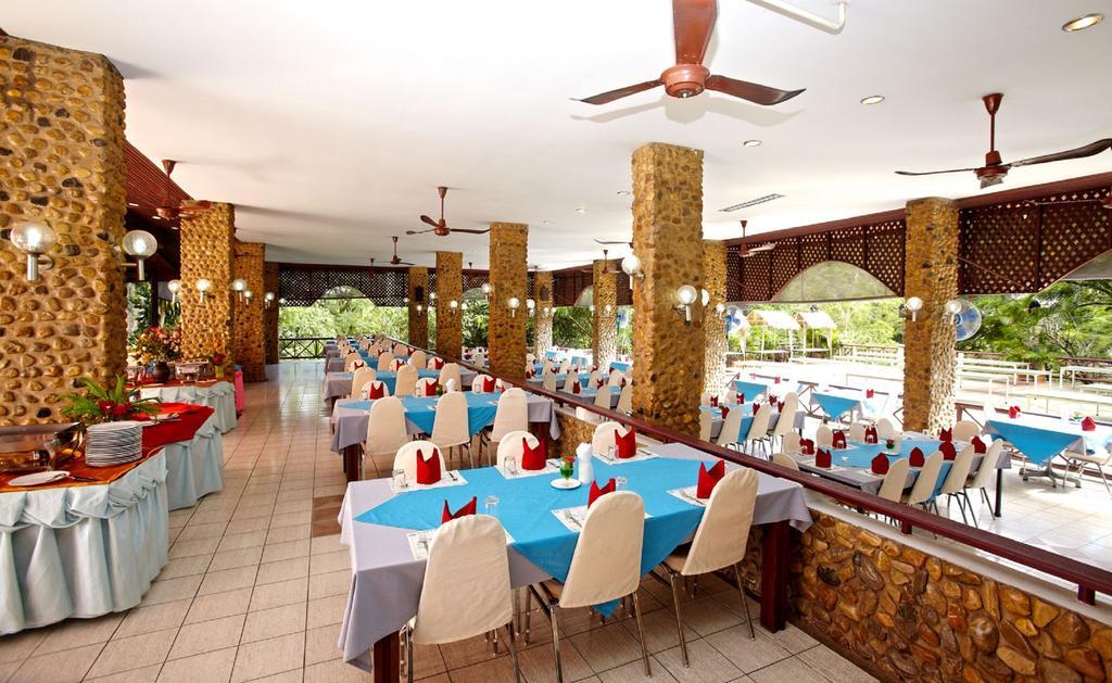 River Kwai Village Hotel Канчанабури