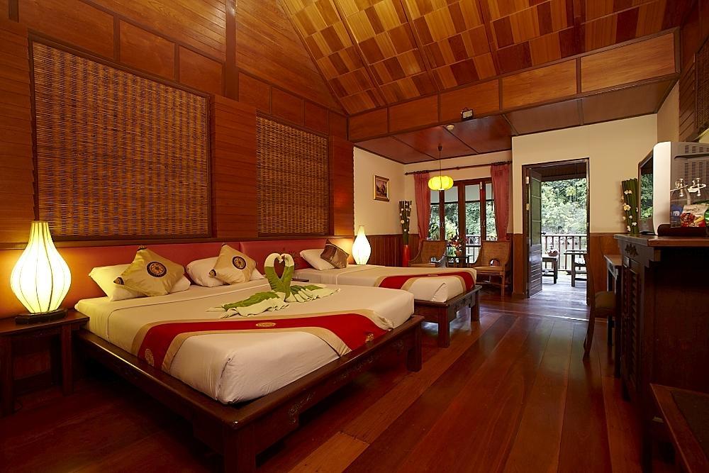 Отель River Kwai Village Hotel Таиланд (Тайланд) Канчанабури
