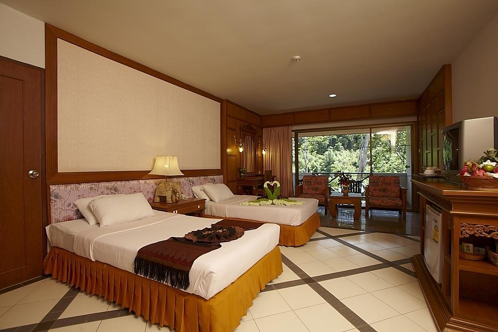 Фото River Kwai Village Hotel Канчанабури