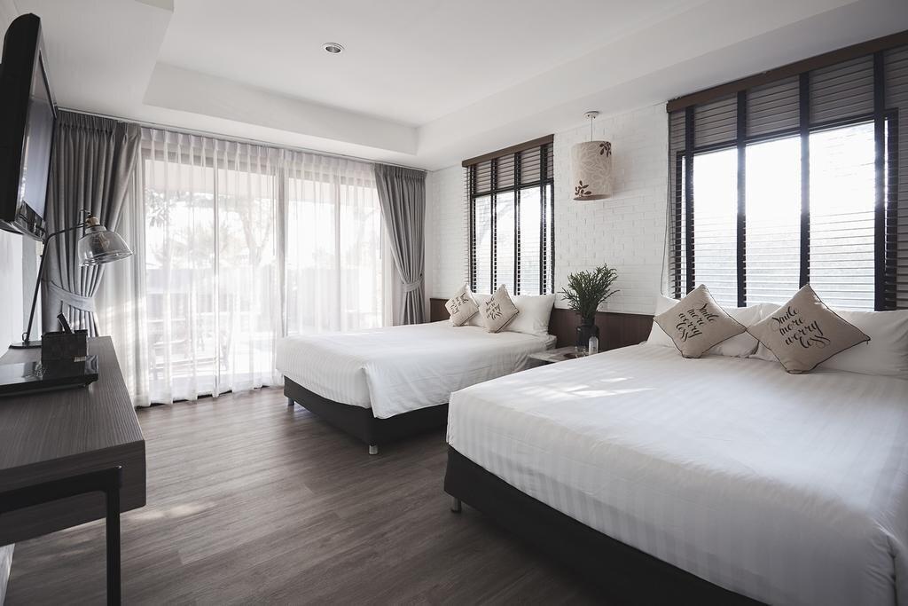 Фото Siam Beach Resort 3*
