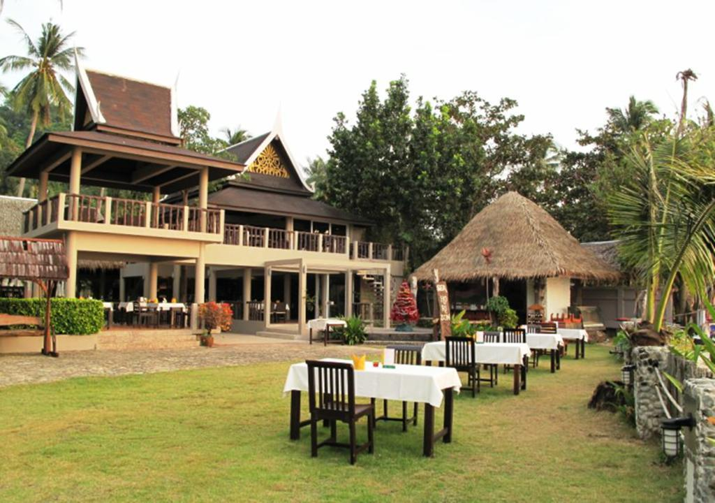 Bhumiyama Beach Resort Ко Чанг