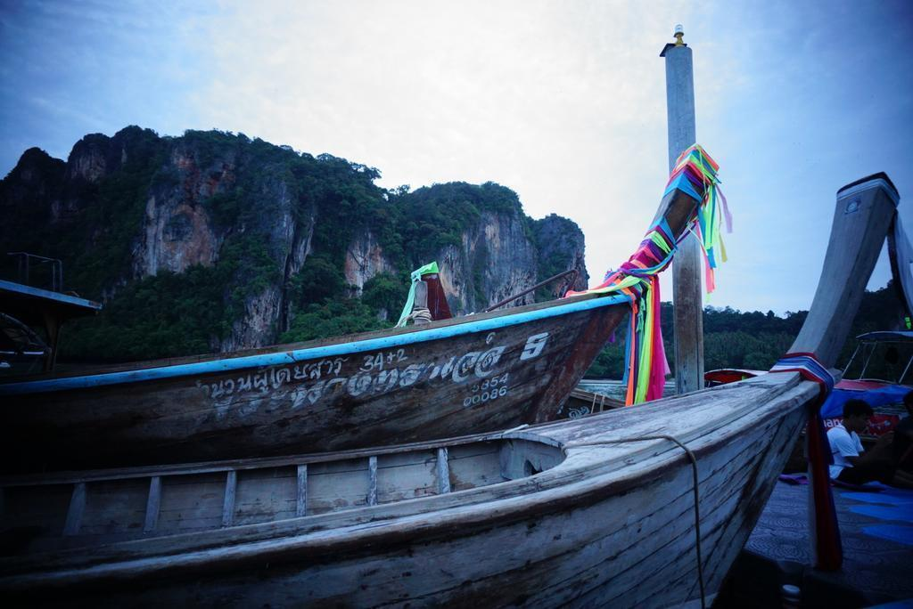 Фото Ao Nang Mountain View 3*