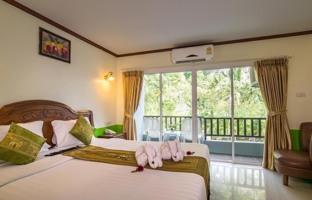 Фото Aonang Silver Orchid Resort 3*