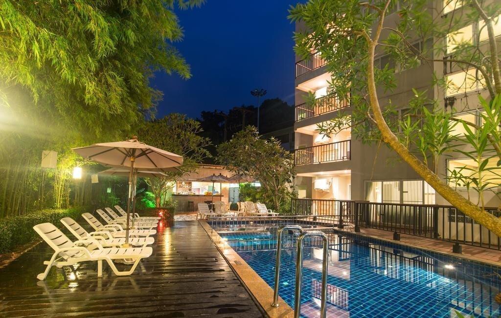 Фото Aonang All Seasons Beach Resort 3*