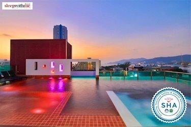Sleep With Me Hotel 4*, Таиланд (Тайланд), о. Пхукет