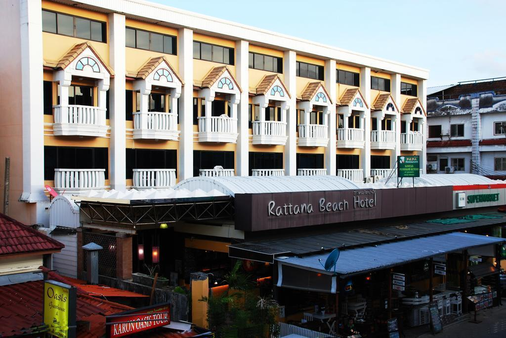 Фото Rattana Beach Hotel 3*