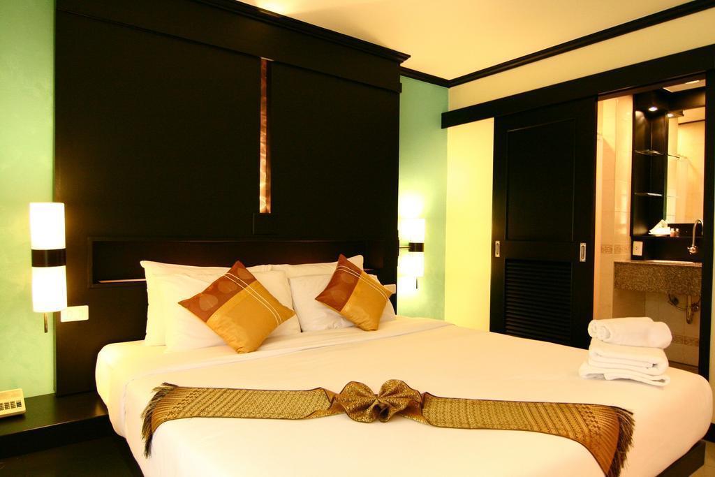 Rattana Beach Hotel Таиланд (Тайланд) о. Пхукет