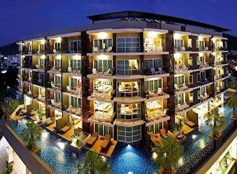 Andakira Hotel 4*, Таиланд (Тайланд), о. Пхукет