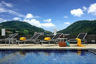 Ashlee Hub Hotel Patong 3*, Таиланд (Тайланд), о. Пхукет