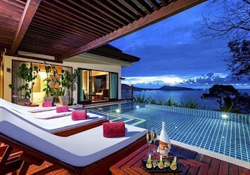 Andamantra Resort & Pool Villa (ex. Centara Blue Marine Resort) 4*, Таиланд (Тайланд), о. Пхукет