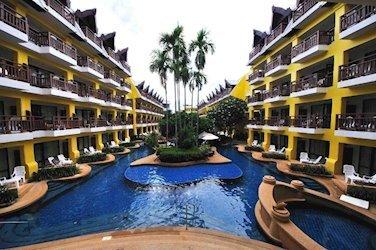 Woraburi Phuket Resort & SPA 3*, Таиланд (Тайланд), о. Пхукет