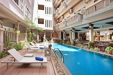 Seeka Boutique Resort 3*, Таиланд (Тайланд), о. Пхукет