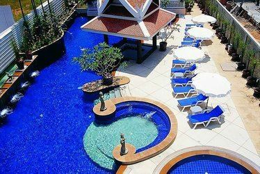 Kata Poolside Resort 3*, Таїланд (Таїланд), о. Пхукет