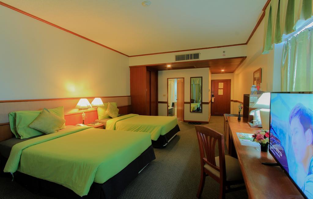 Royal Phuket City Hotel Таиланд (Тайланд) о. Пхукет