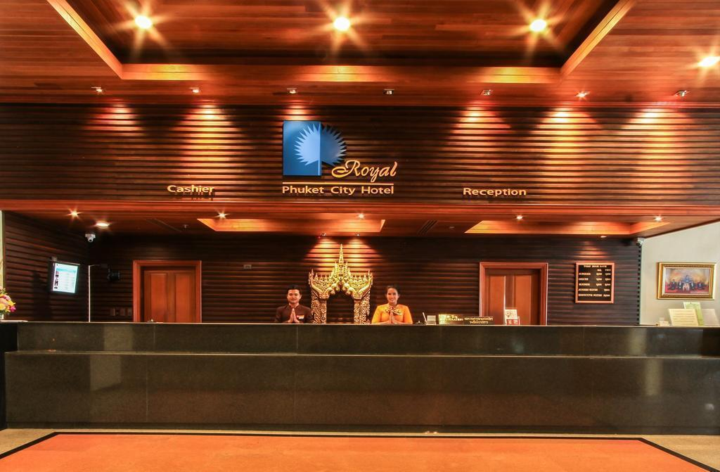 Фото Royal Phuket City Hotel Таиланд (Тайланд) о. Пхукет