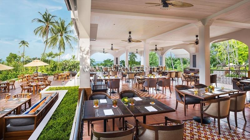 Фото Sheraton Samui Resort Таиланд (Тайланд) о. Самуи
