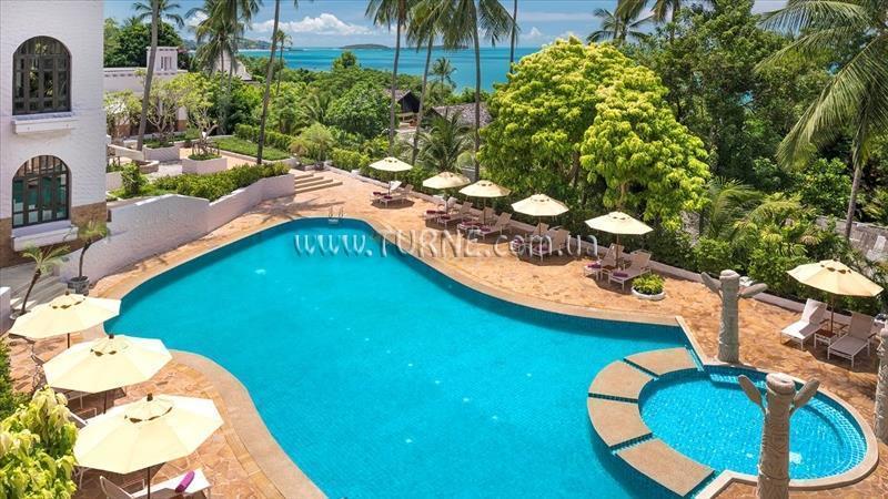 Отель Sheraton Samui Resort о. Самуи