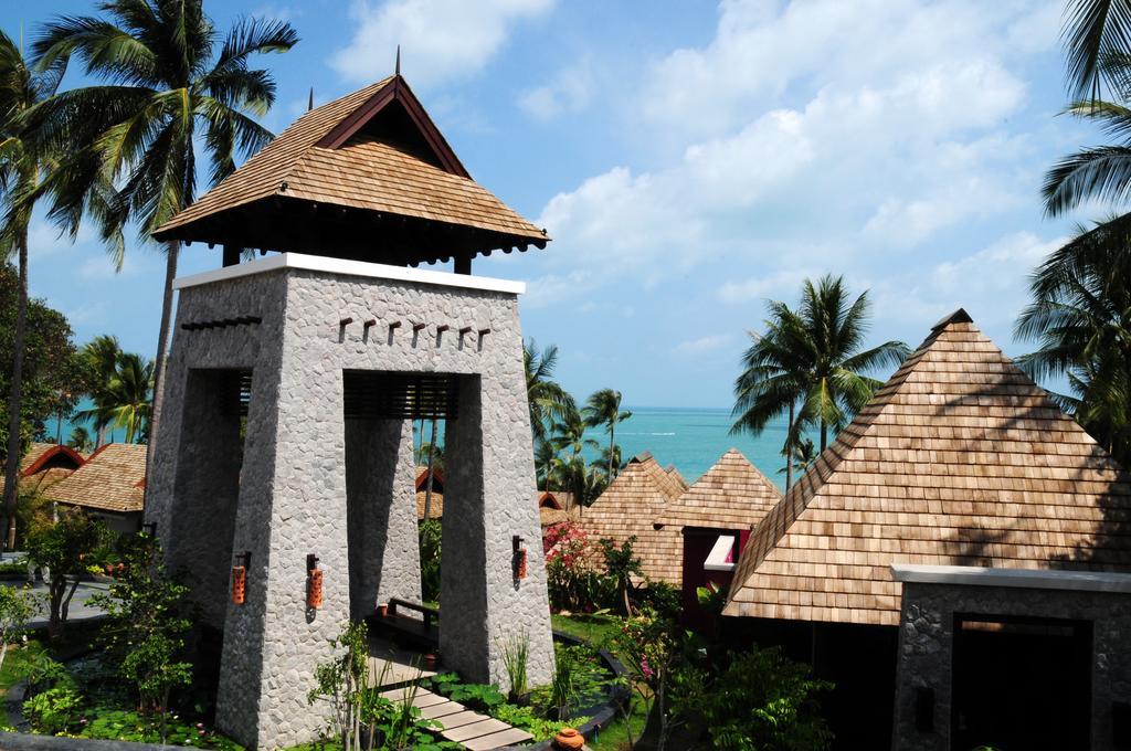 Отель Bhundhari Spa Resort & Villas Samui о. Самуи