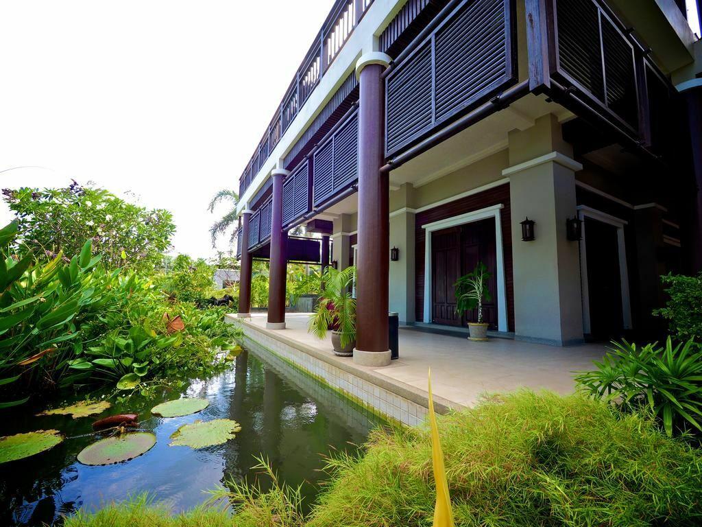 Bhundhari Spa Resort & Villas Samui Таиланд (Тайланд) о. Самуи