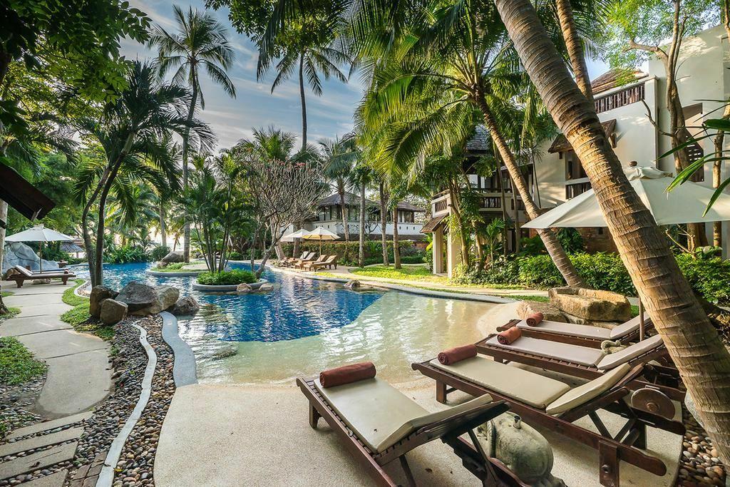 Muang Samui SPA Resort о. Самуи