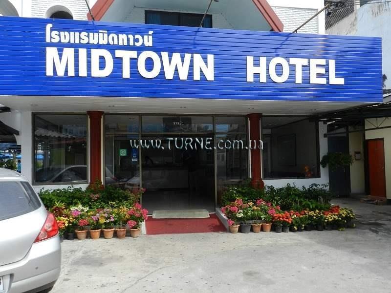 Фото Mid Town Inn 2*