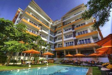Marcus Hotel By New Nordic 3*, Таиланд (Тайланд), Паттайя