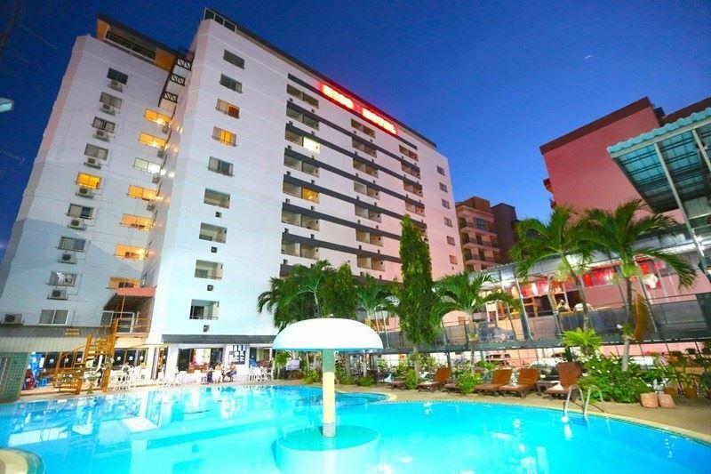 Фото Pattaya Hiso Hotel 3*