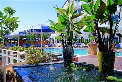 Отель Sea Orchid Паттайя