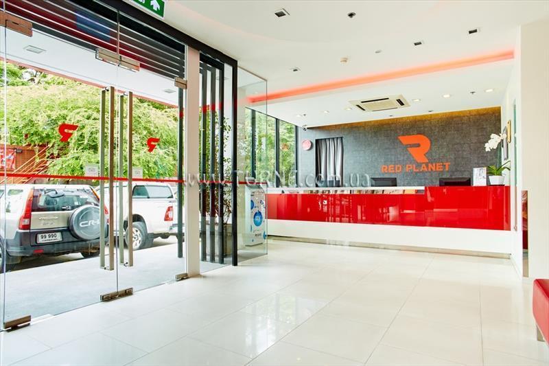Отель Red Planet Pattaya Таиланд (Тайланд) Паттайя