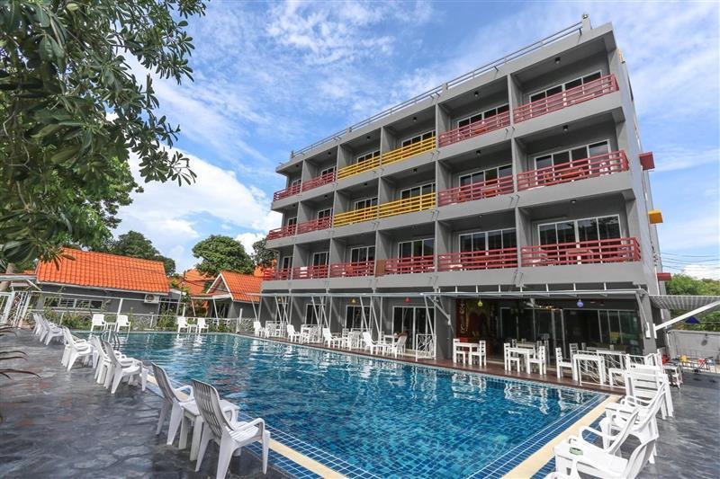 Фото Pk Resort & Villas Jomtien Beach 3*