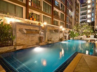 Neta Resort Pattaya 3*, Таїланд, Паттайя