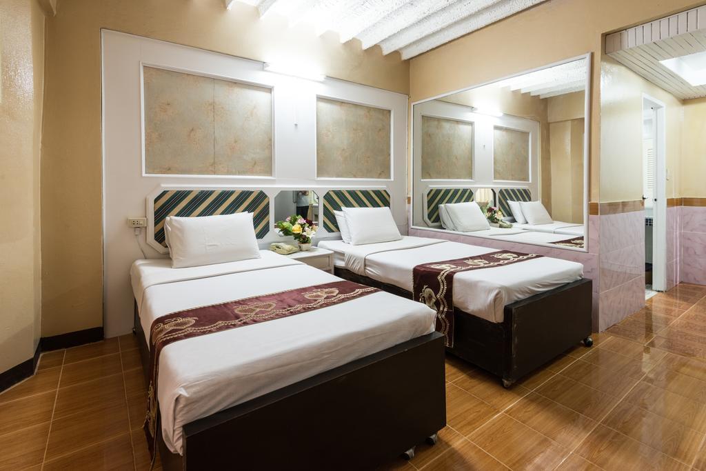 Отель Seashore Pattaya Resort Таиланд (Тайланд) Паттайя