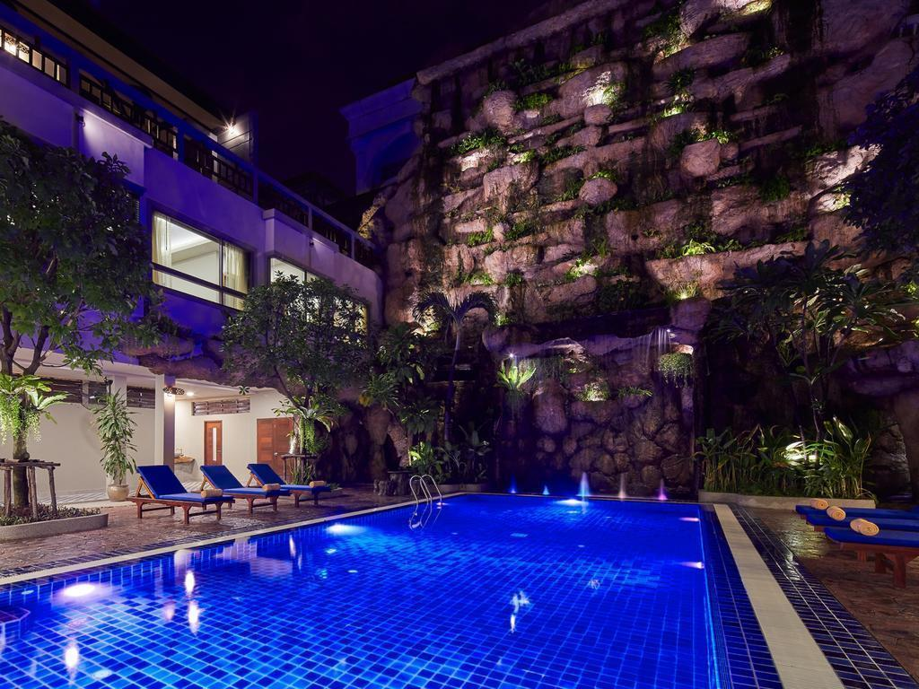Фото The Agate Pattaya Boutique Resort & Spa Паттайя