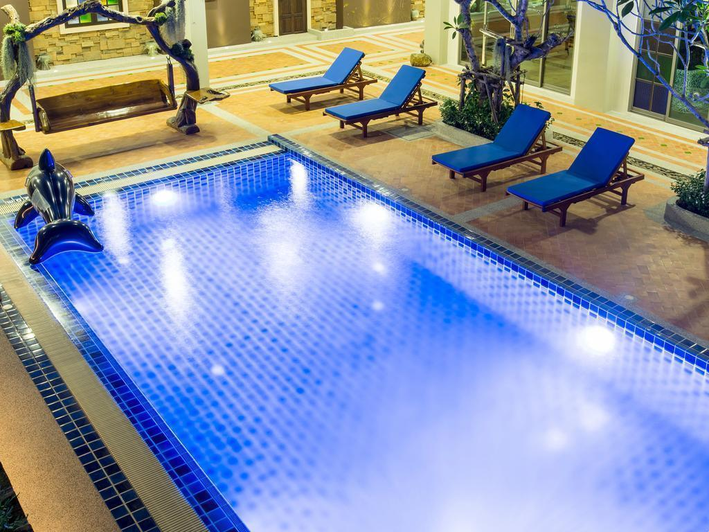 Фото The Agate Pattaya Boutique Resort & Spa 4*