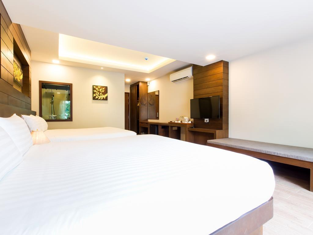 Фото The Agate Pattaya Boutique Resort & Spa